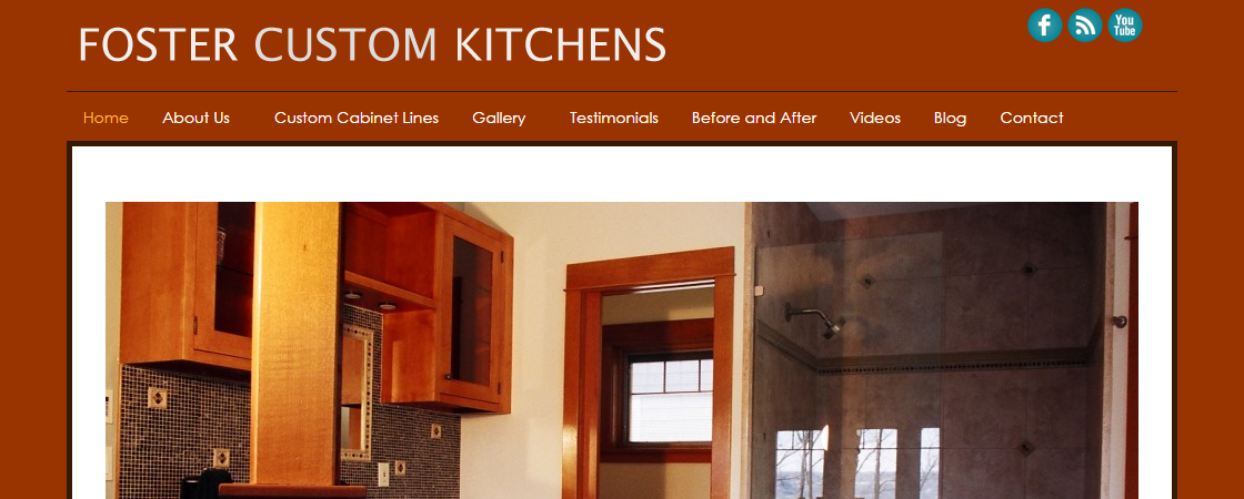 Fostercustomkitchens.com